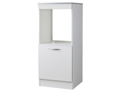 Demi armoire four Season blanc