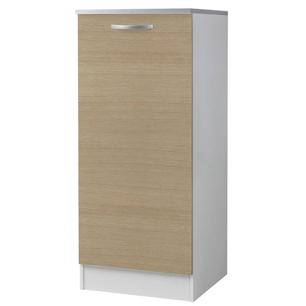 Demi armoire season chene for Element armoire cuisine