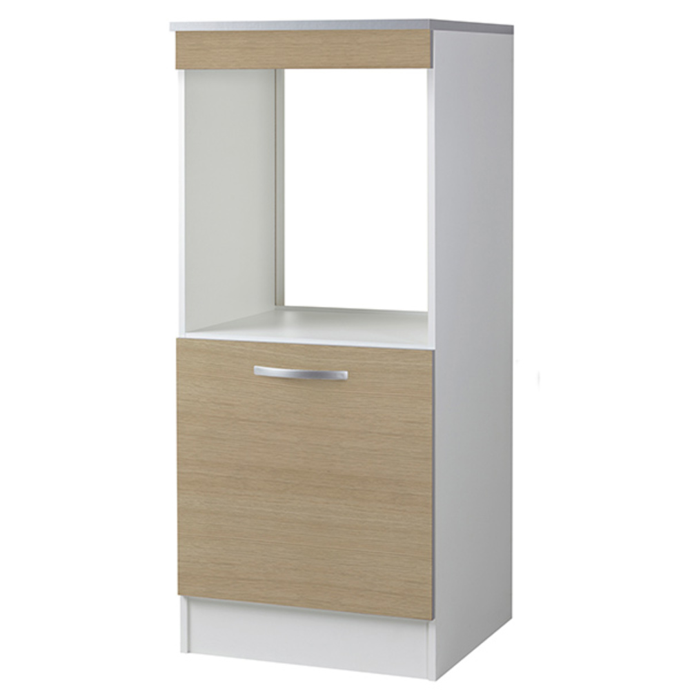 Demi armoire four season chene for Element armoire cuisine