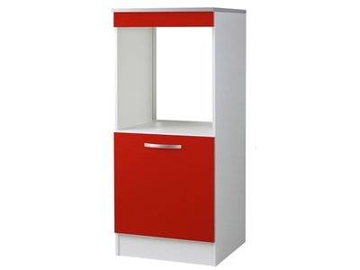 Demi armoire four Season rouge
