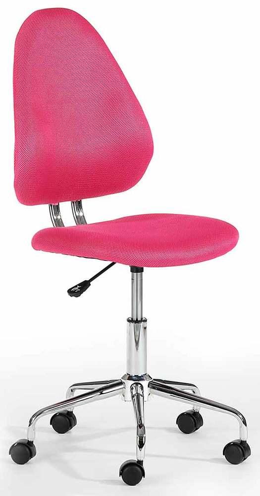 chaise dactylo elias rose. Black Bedroom Furniture Sets. Home Design Ideas