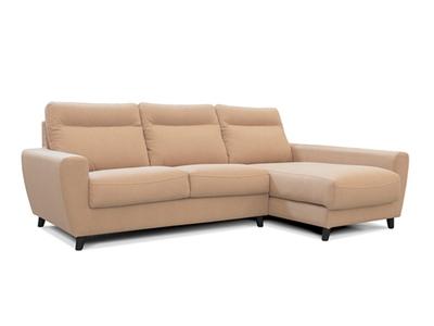 Canapé d'angle à droite Marlone