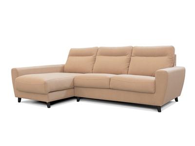 Canapé d'angle à gauche Marlone