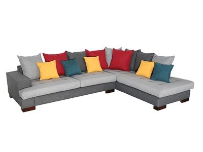 Canapé d'angle a droite Cantare