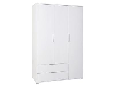 Armoire 3 portes 2 tiroirs Forma
