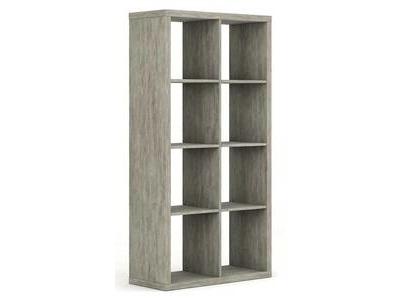 Bibliotheque 8 cases