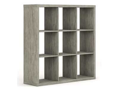 Bibliotheque 9 cases