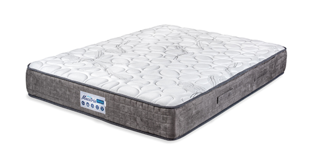 matelas mousse m moire 55 kg maestria l 160 x h 26 x p 200. Black Bedroom Furniture Sets. Home Design Ideas
