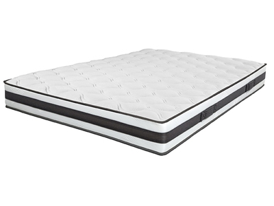 matelas ressorts ensaches springto genereux thiriez l 160 x h 23 x p 200. Black Bedroom Furniture Sets. Home Design Ideas