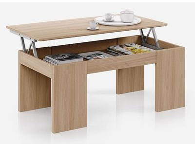 Table basse relevable Gozo