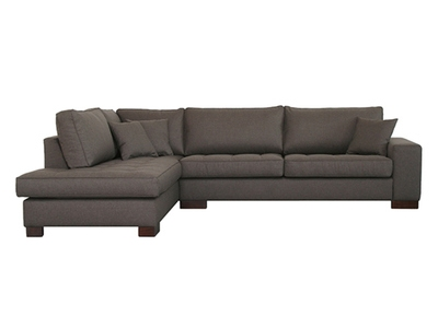 Canapé d'angle à gauche Carioca
