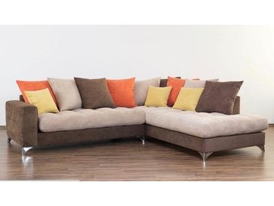 Canapé d'angle à droite Maxi corfu