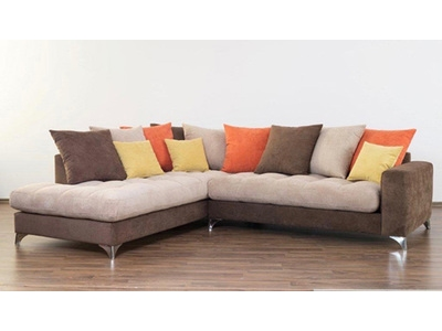 Canapé d'angle à gauche Maxi corfu