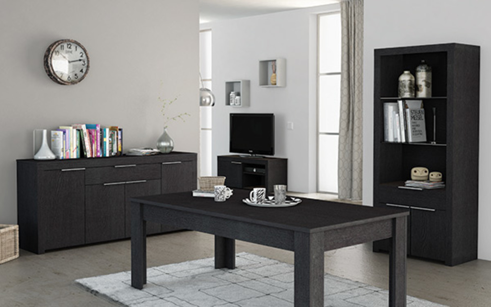 Table basse rubis bene ebene - Table rubis conforama ...