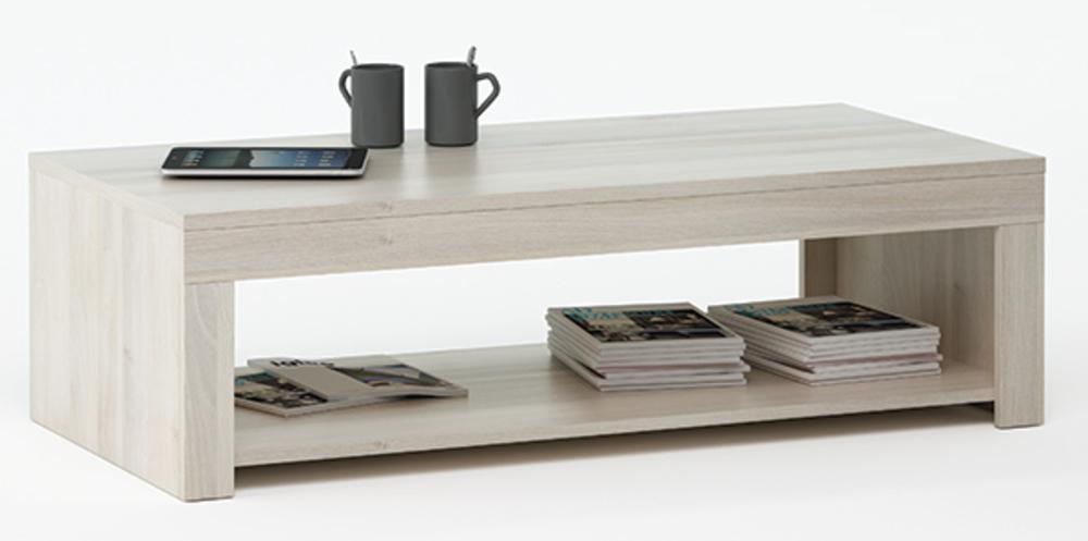 Table basse exterieur acacia for Table exterieur 50 cm