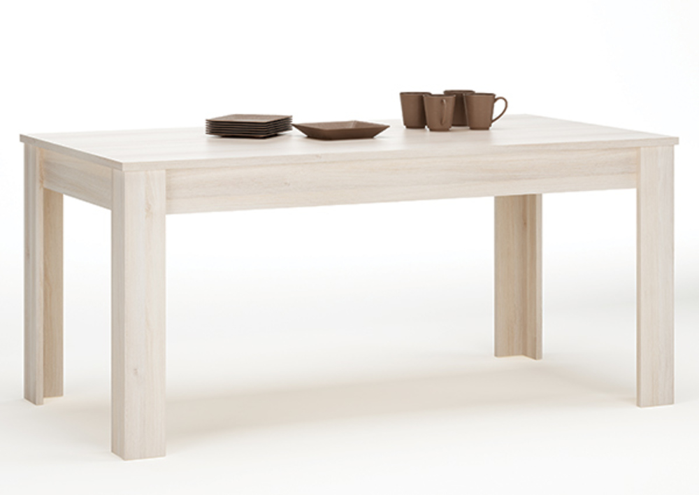 Table de repas rubis acacia for Table basse rubis