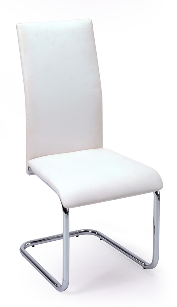 Chaise sofi blanc for Quelle chaise salle a manger
