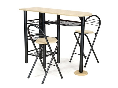 Table+ 2 chaises