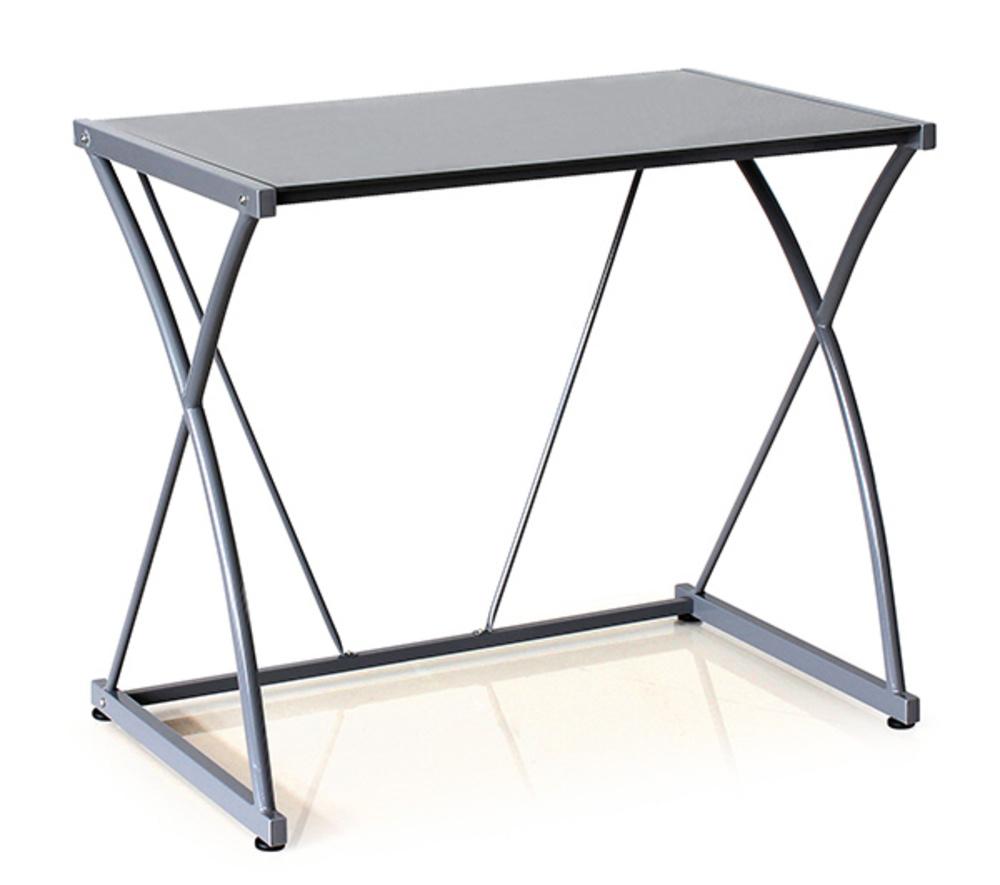 bureau spin anthracite gris. Black Bedroom Furniture Sets. Home Design Ideas
