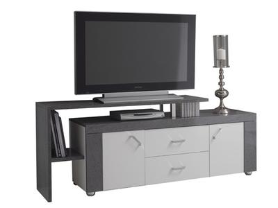 Meuble tv+ plateau tv Ascot
