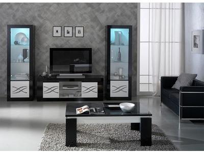 Vitrine 2 portes Polaris luxury