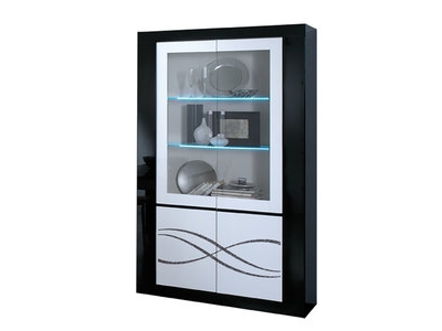 Vitrine 2 portes Polaris luxury