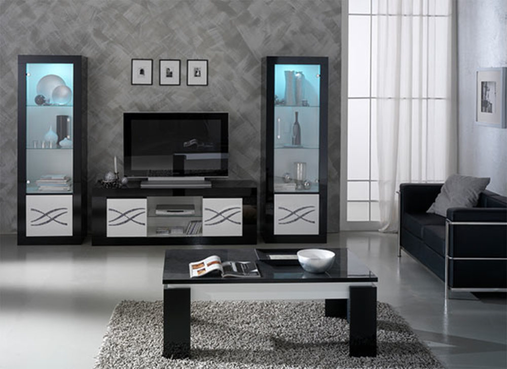 meuble tv polaris luxury