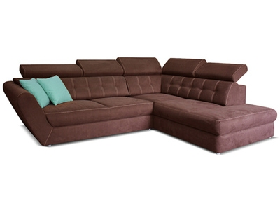 Canapé d'angle à gauche Glasgow iii