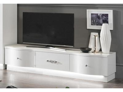 Meuble tv plasma  avec leds Athena