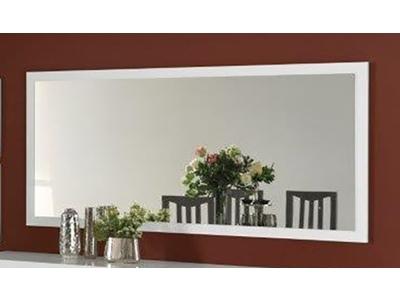Miroir Neos blanc/gris
