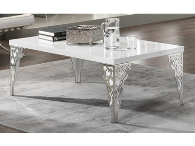Table basse Athena cromo
