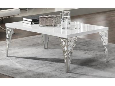 Table basse Athena cromo