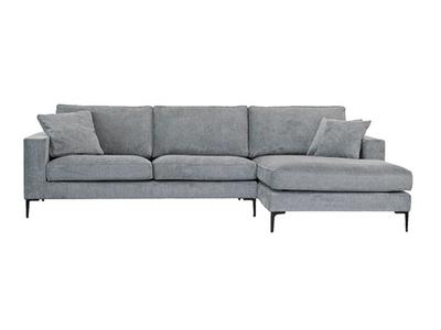 Canapé d'angle à droite Lido