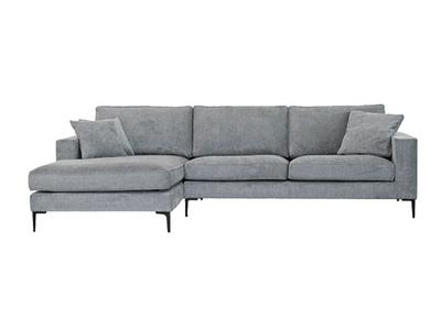 Canapé d'angle à gauche Lido