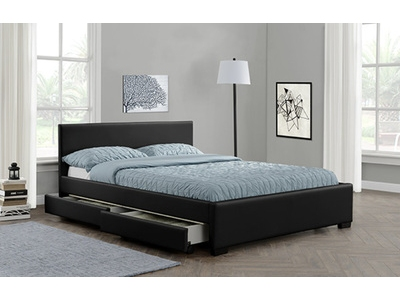 lits adultes modernes et confortables pour votre chambre. Black Bedroom Furniture Sets. Home Design Ideas