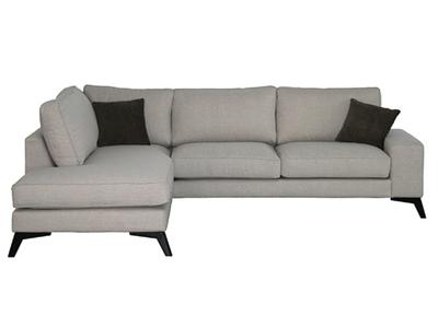 Canapé d'angle à gauche gm Samoa