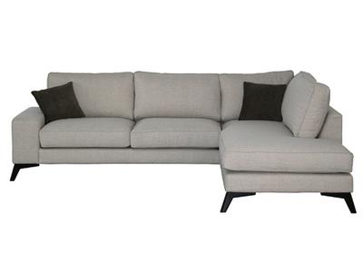 Canapé d'angle à droite pm