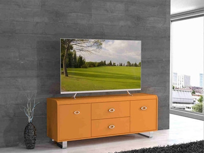 meuble tv gipsy orange. Black Bedroom Furniture Sets. Home Design Ideas