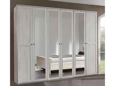 Armoire 6 portes