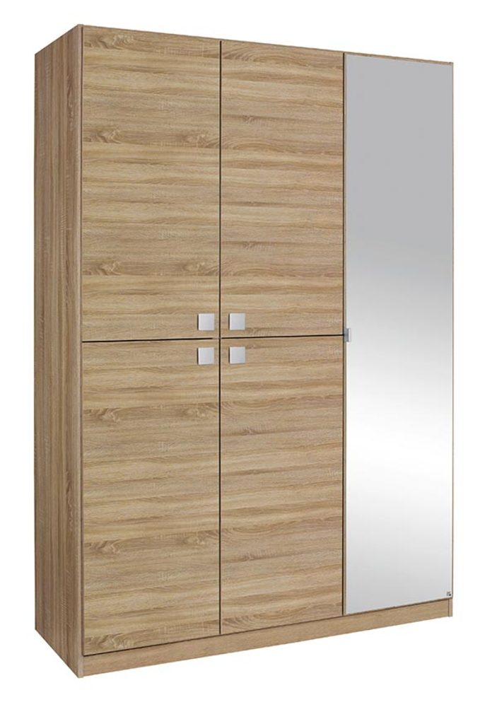 armoire 5 portes caria chene. Black Bedroom Furniture Sets. Home Design Ideas