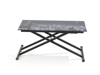 Table basse relevable Evato 2