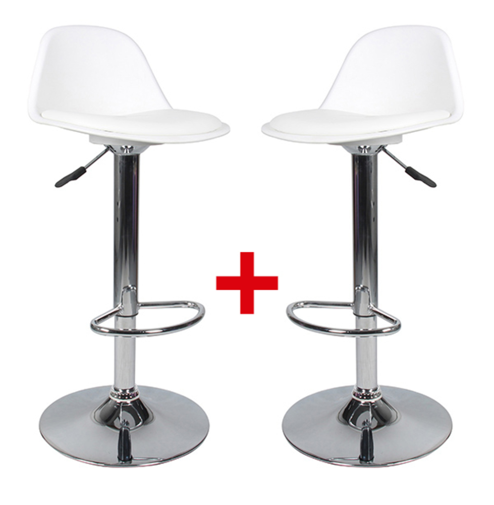 tabouret de bar blanc pas cher excellent tabouret bar. Black Bedroom Furniture Sets. Home Design Ideas