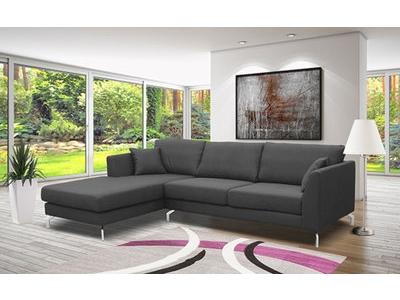 Canapé d'angle à gauche Ytic