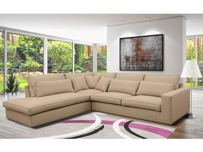 Canapé d'angle à gauche Gola
