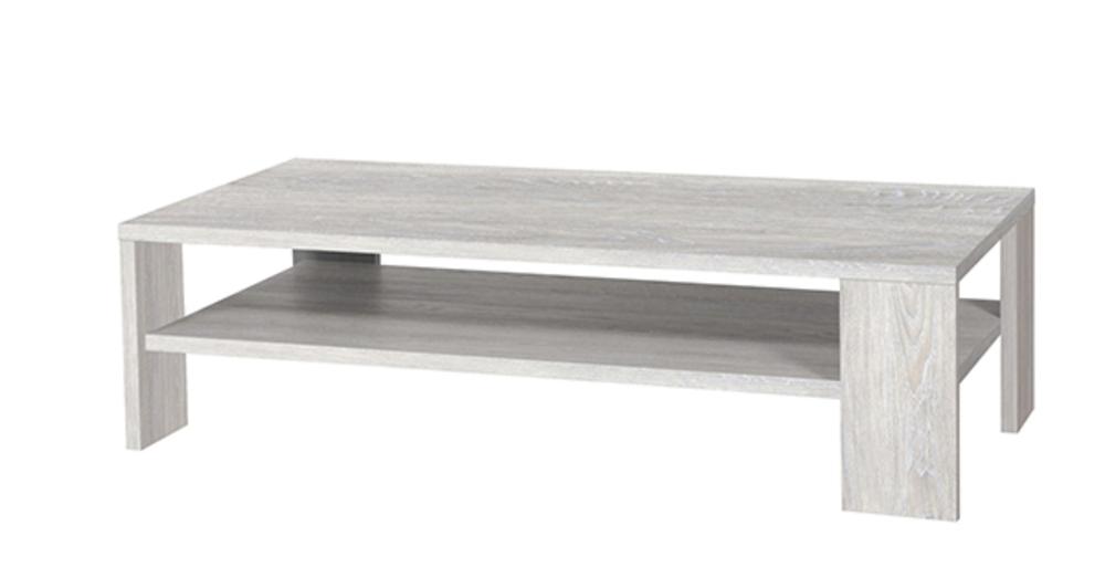 table basse lathi chene blanchi. Black Bedroom Furniture Sets. Home Design Ideas