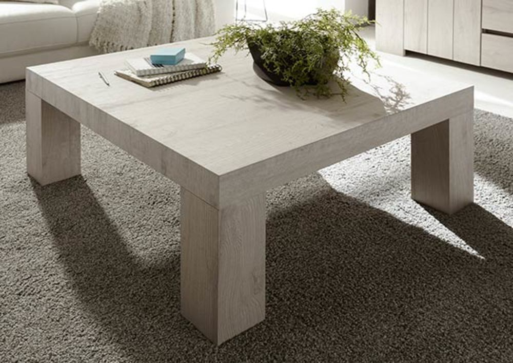 Table basse palmira catania ch ne blanchi for Table basse chene blanchi