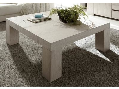 Table basse Catania  chene blanchi