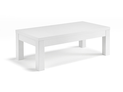 Table basse Neos blanc