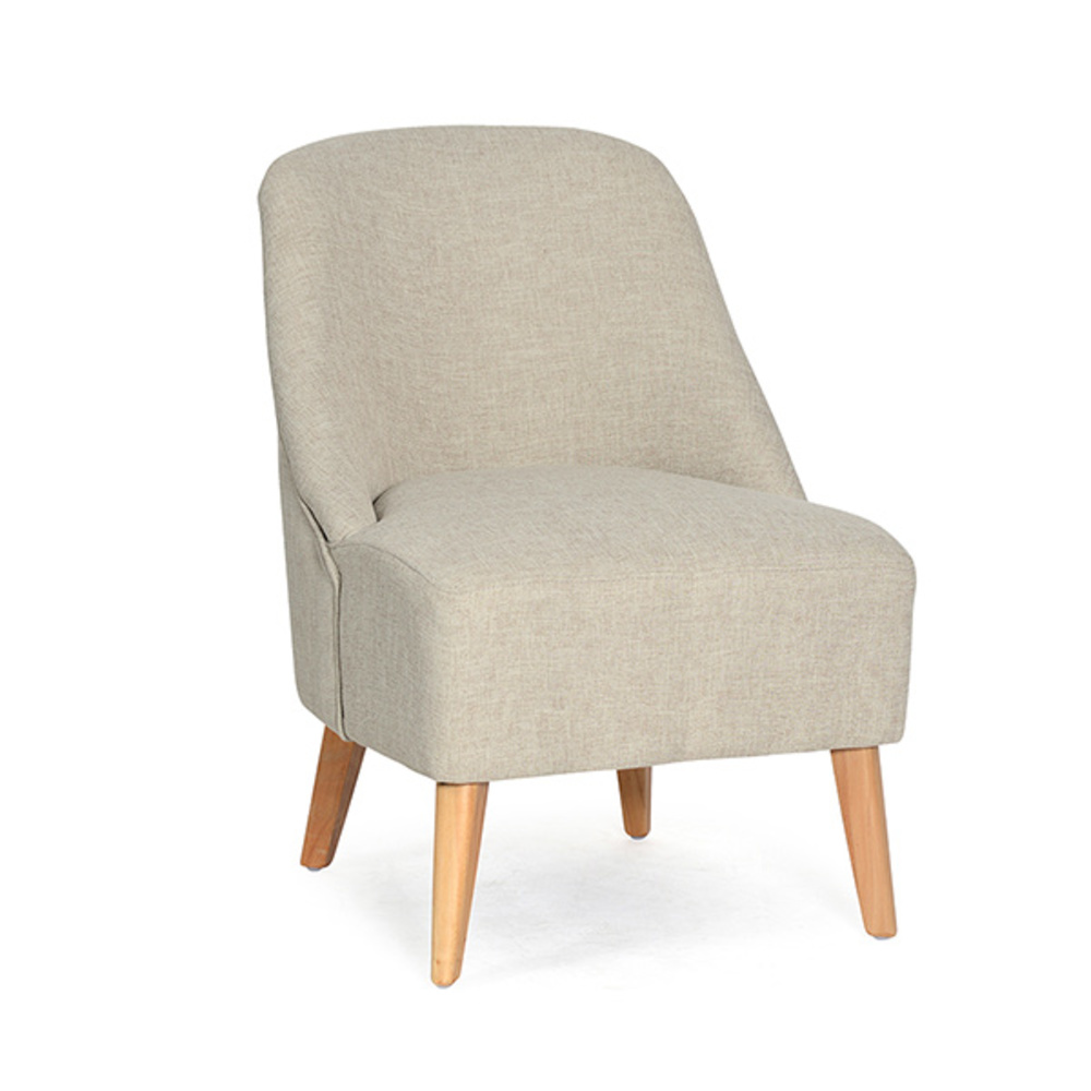 Fauteuil aalborg beige for Meuble fauteuil