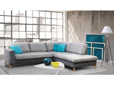 Canapé d'angle à droite